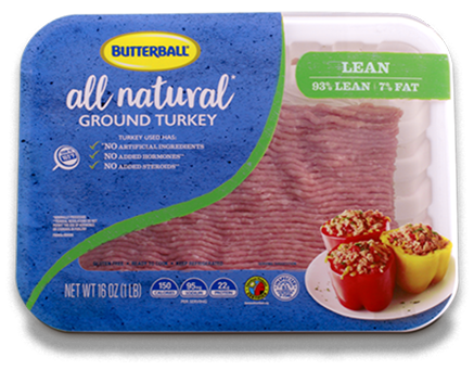 Butterball® All Natural Ground Turkey